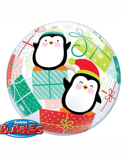 Penguin Bubble Balloon