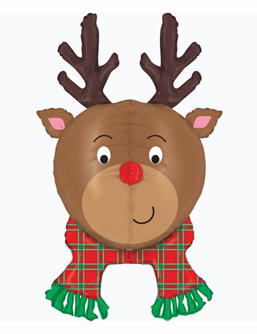 Reindeer 3D Shape