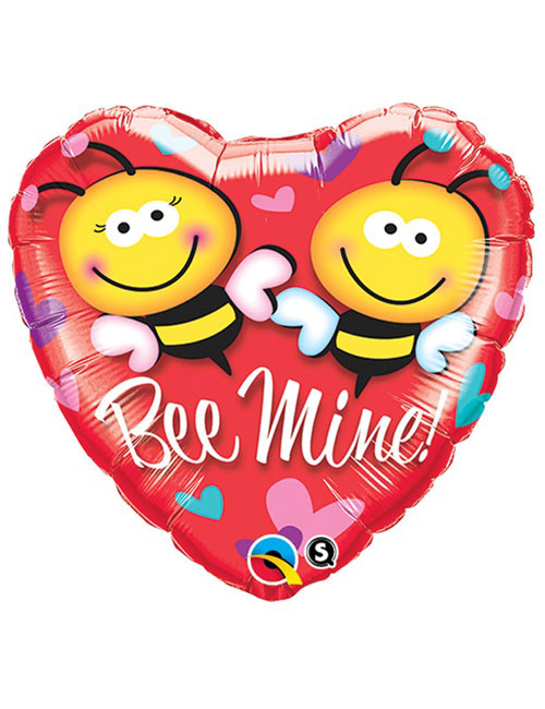 Be Mine Foil Balloon