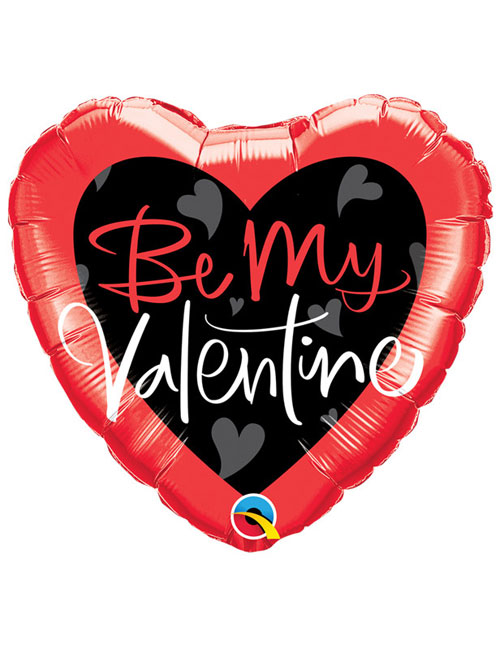 Be My Valentine Balloon