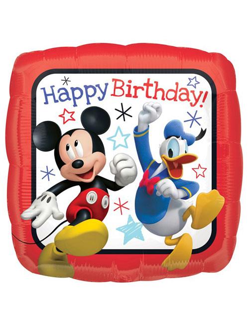 Mickey and Donald Balloon