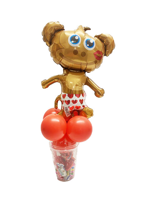 Monkey Sweetie Cup
