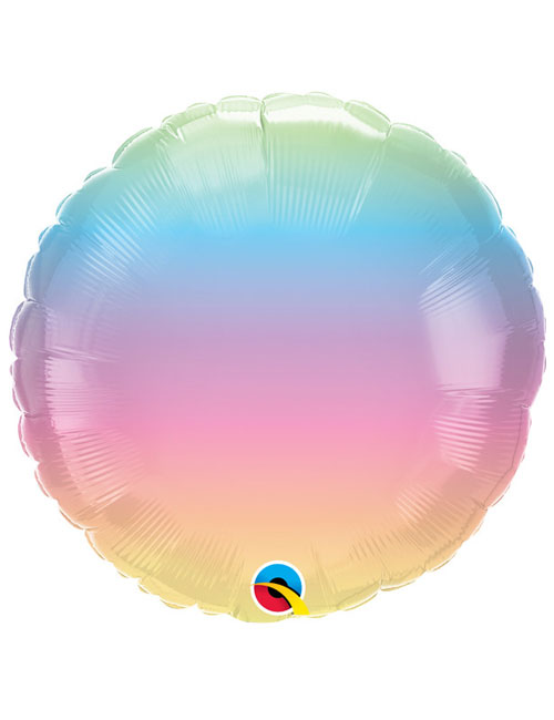 Ombre Pastel Balloon