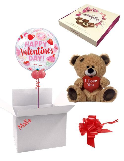 Valentine Combi 3