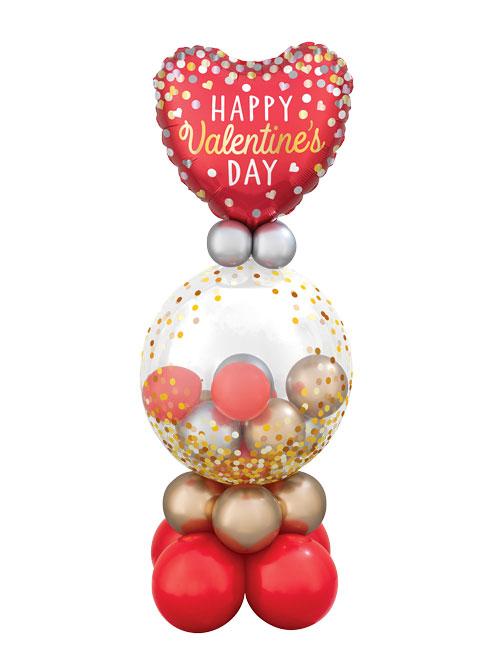 Valentine Confetti Gumball