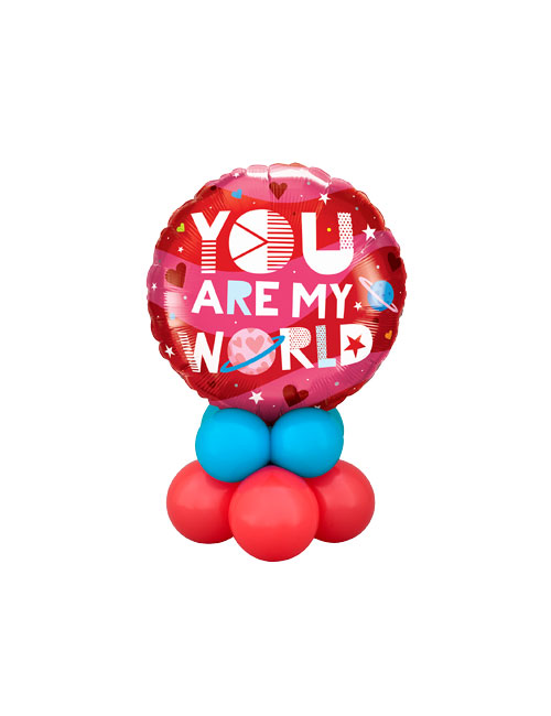 You are my world mini stack