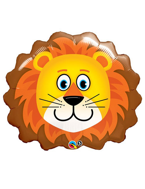29 inch Loveable Lion Balloon