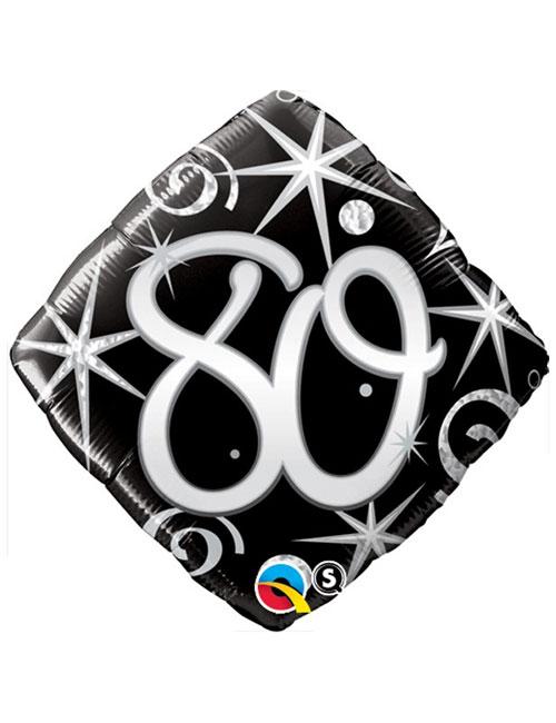 Black Diamond 80th Balloon