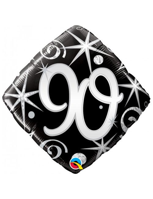Black Diamond 90th Balloon