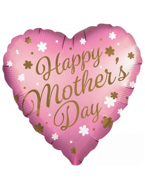Mothers Day Satin Jumbo Balloon