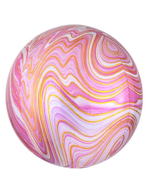 Pink Marblez Orbz