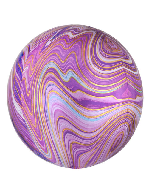 Purple Marblez Orbz