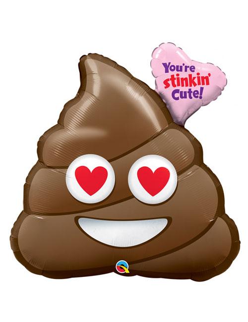Youre Stinkin Cute Balloon