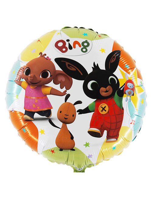 18 inch Bing Foil Balloon