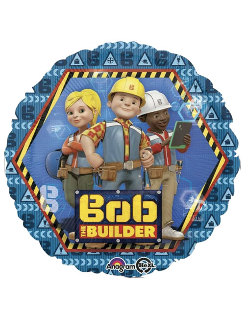 18 inch Bob the Builder Balloon