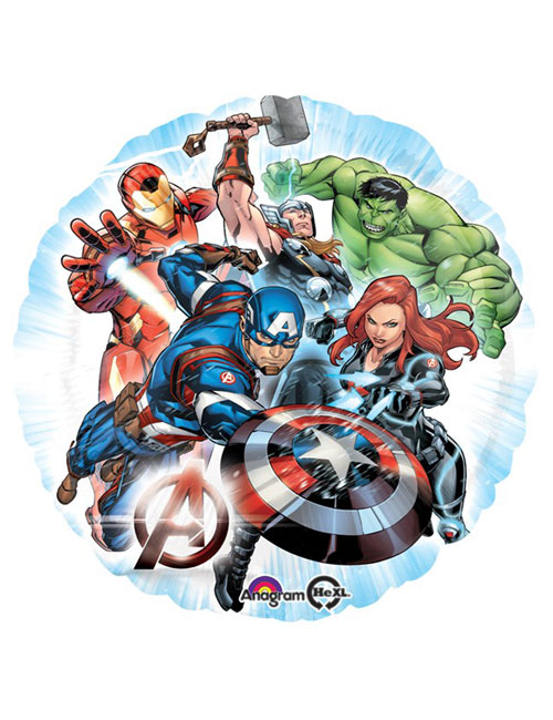 18 inch Marvel Avengers Balloon