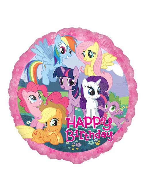 18 inch My Little Pony Foil Balloon