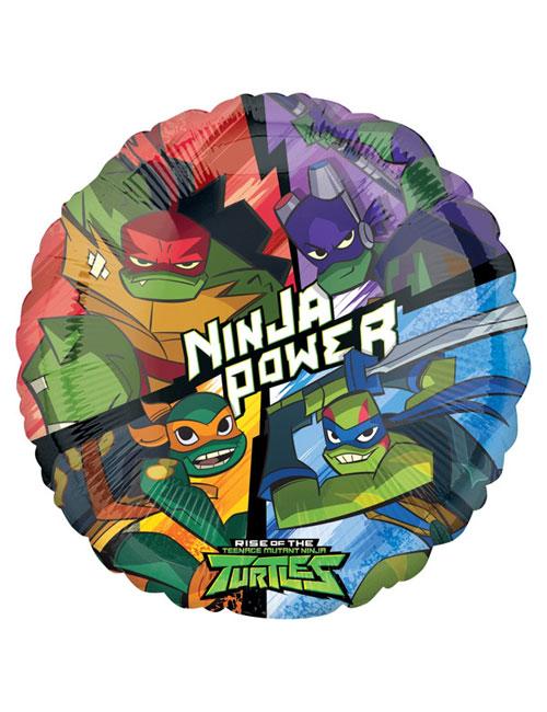 18 inch Ninja Turtles Balloon