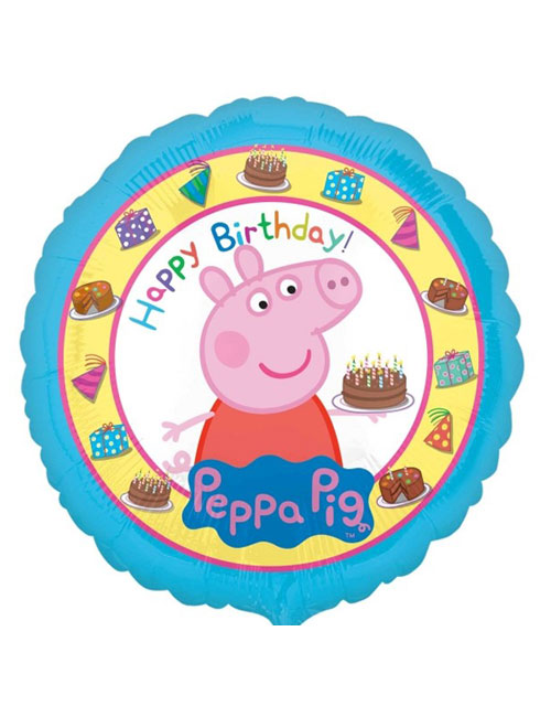 18 inch Peppa Pig Balloon