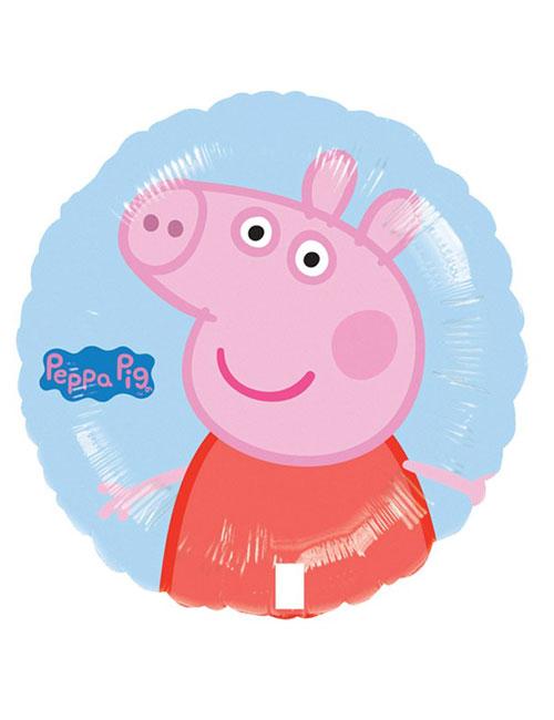 18 inch Peppa Pig Plain Balloon