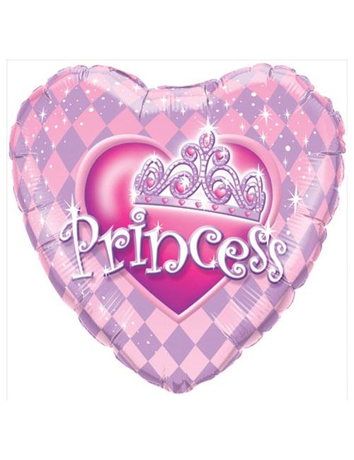 18 inch Princess Tiara Balloon