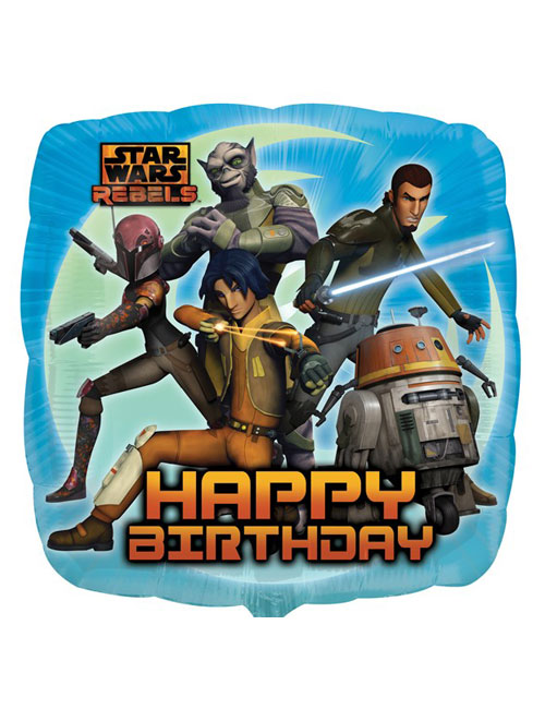 18 inch Star Wars Rebels Balloon