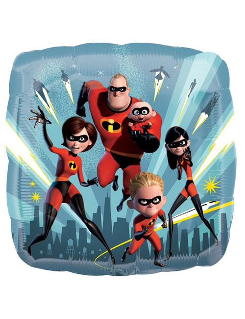 18 inch The Incredibles Balloon