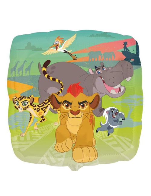 18 inch The Lion Guard Balloon