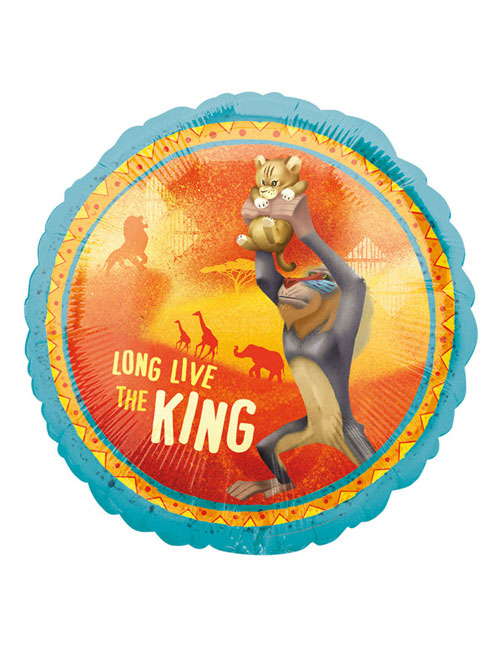 18 inch The Lion King Balloon