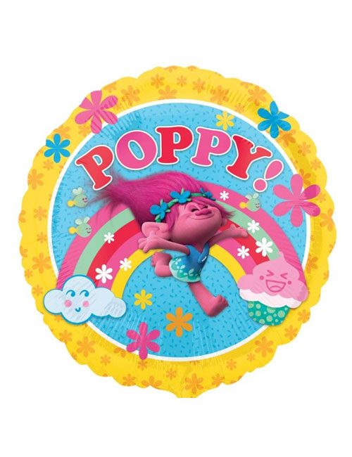 18 inch Trolls Poppy Balloon