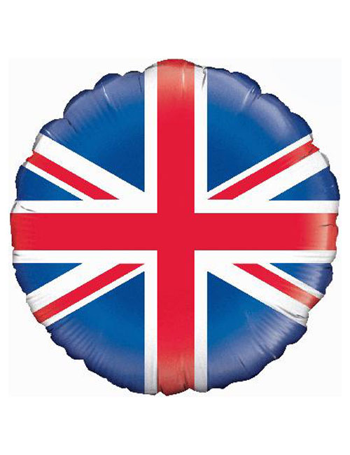 18 inch Union Jack Balloon