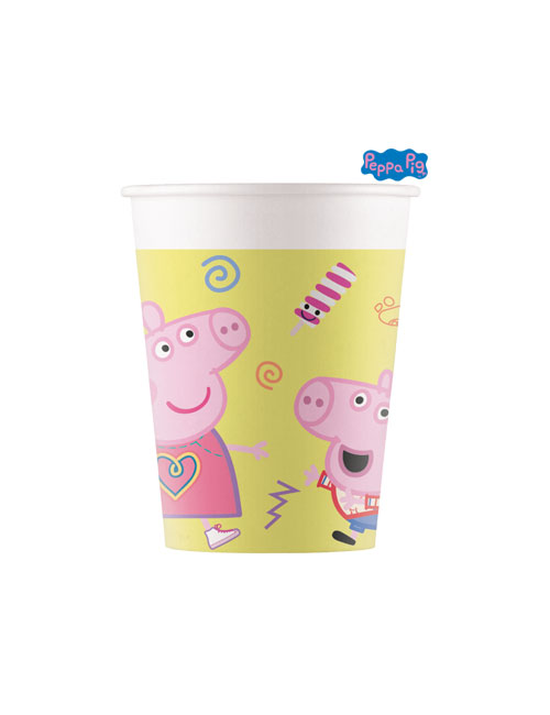 200ml Peppa Pig Cups