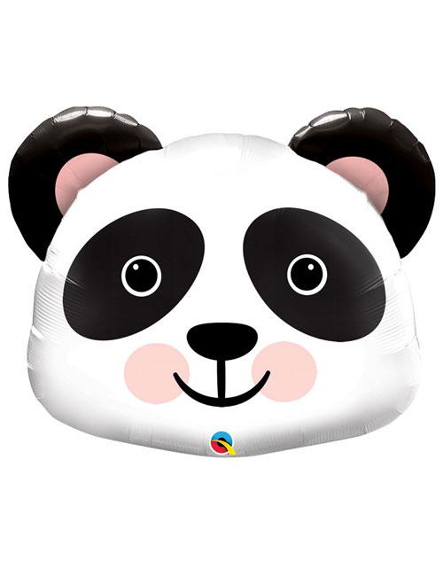 31 inch Precious Panda Shape Balloon