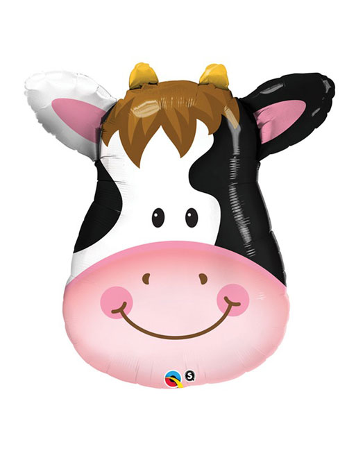 32 inch Contented Cow Balloon