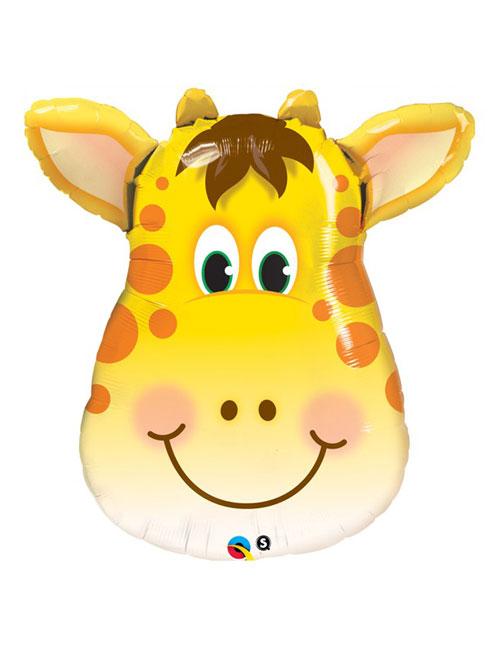 32 inch Jolly Giraffe Balloon