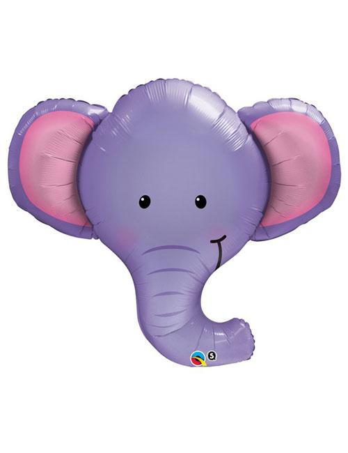 39 inch Ellie the Elephant Supershape Balloon