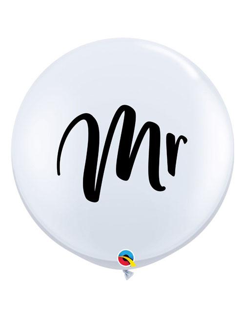 3 Foot Mr Balloon