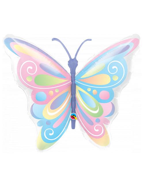 40 inch Beautiful Butterfly Shape Balloon