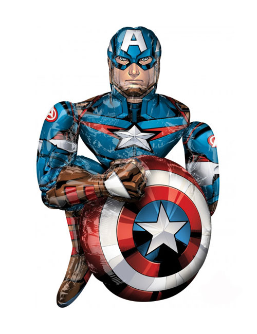 Captain America Airwalker