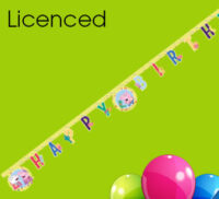 Licenced Banners