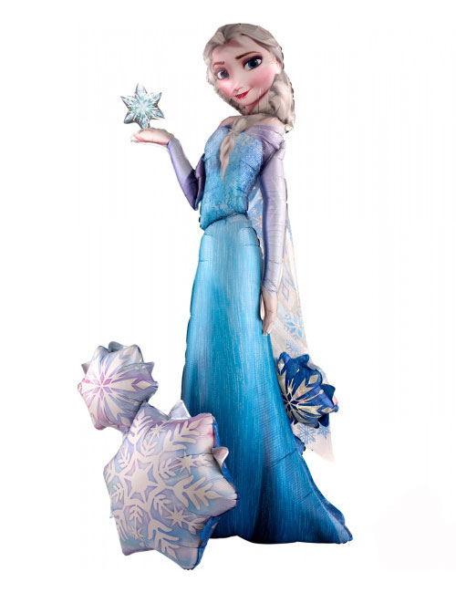 Princess Elsa Airwalker
