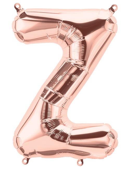 16 inch Rose Gold Z