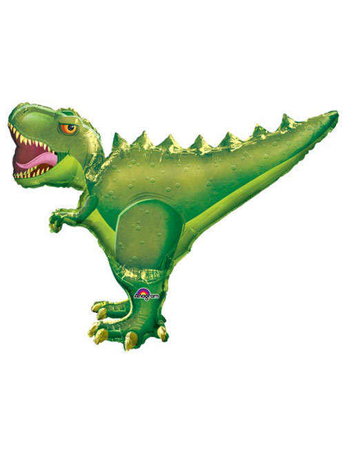 36 inch TRex Shape Balloon