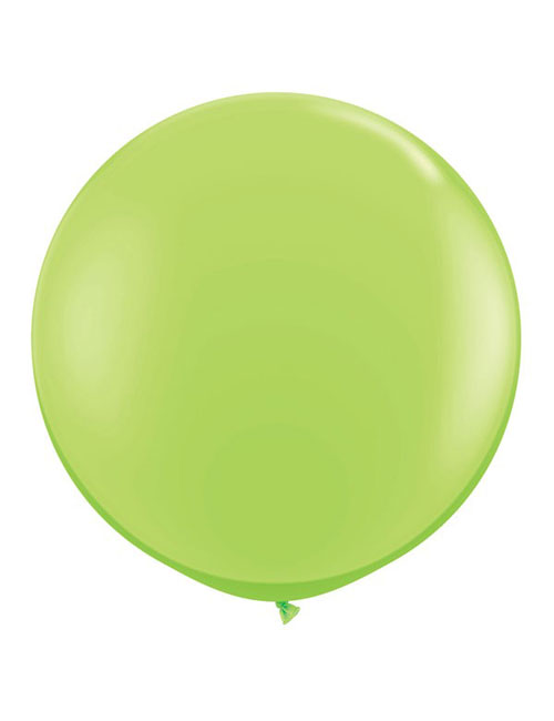 3 Foot Lime Green Balloon