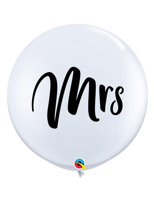 3 Foot Mrs Balloon