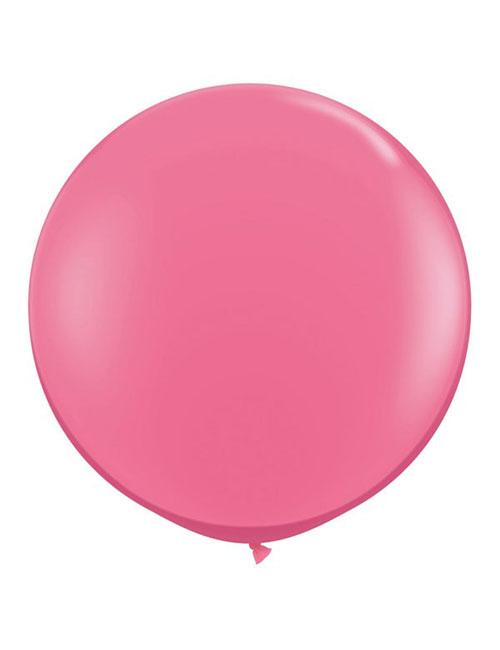 3 Foot Rose Pink Balloon