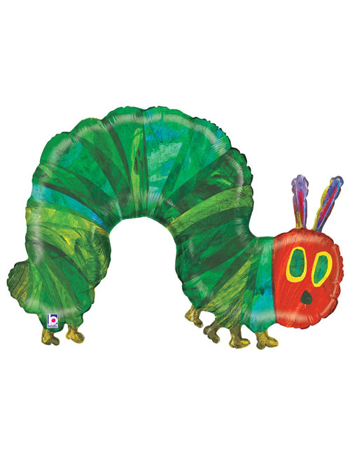 Hungary Caterpillar Balloon