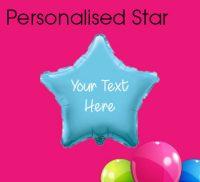 Personalised Stars