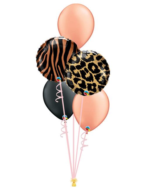 Tiger Leopard Bouquet