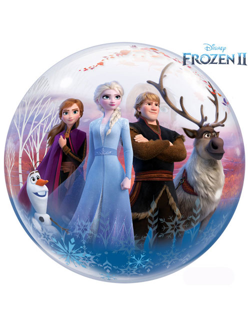 22' Bubble Frozen 2